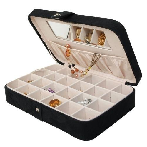 Jewelry Storage Box | Earring Cufflink