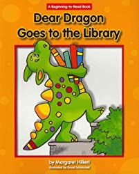 Dear Dragon Goes to the Library (New Dear Dragon)
