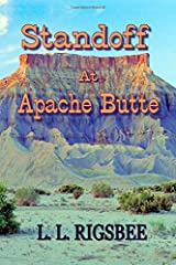 Standoff At Apache Butte Paperback