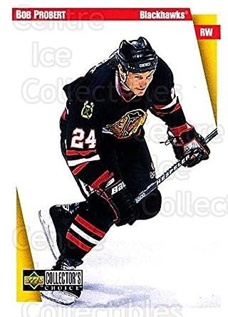 Amazon.com  (CI) Bob Probert Hockey Card 1997-98 Collectors Choice ... 91a9c5ba3