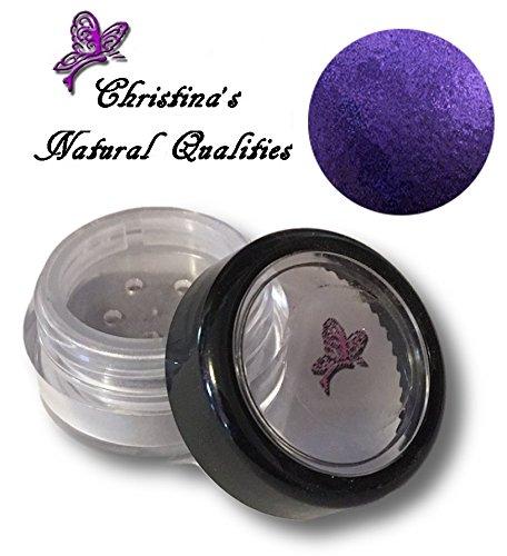 grape shimmer eyeshadow - 5