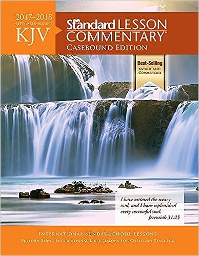 KJV Standard Lesson Commentary(r) Casebound Edition 2017-2018: 65