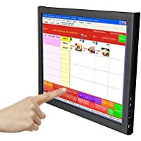 Bosstouch 17 Inch LCD Touch Screen Monitor For POS Without Stand