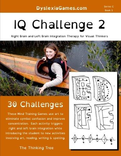IQ Challenge 2 Dyslexia Games Therapy
