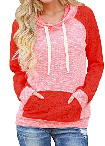 Hooded Long Sleeve Lace - 3