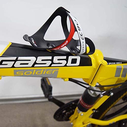 d6065d24a95 Enchante Jerry Bicycle Bottle Holder - Full Carbon Fiber Bicycle Bottle  Holder 3K Road Bike Ultralight