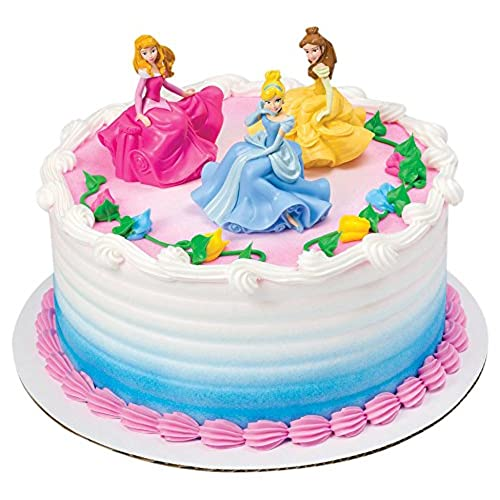 Cinderella Birthday Cake Amazoncom