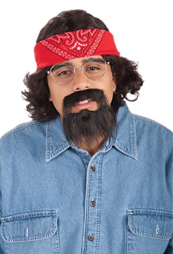 Adult Tommy Chong Kit - Costume Accessory (Tommy Chong Costume)