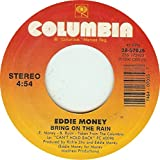 Endless Nights b/w Bring On The Rain: Eddie Money vinyl 45
