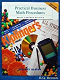 Practical Business Math Procedures 9780072537475
