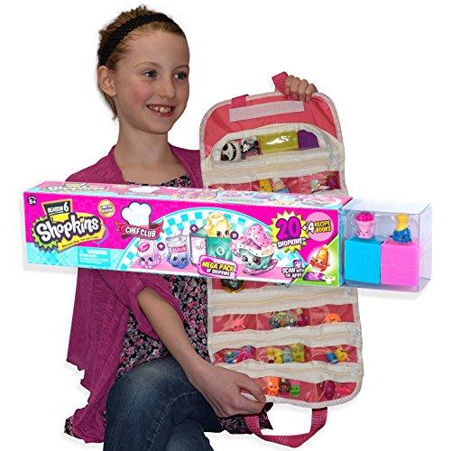 EASYVIEW Organizer Shopkins Season Pink S6 product image