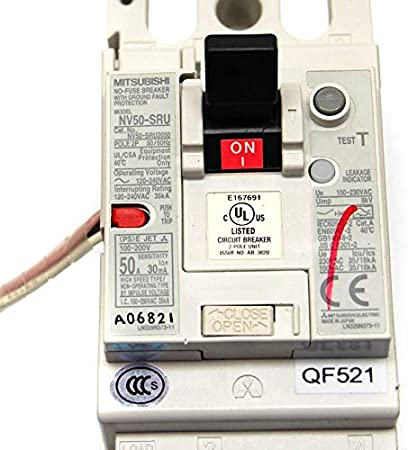 PERFECT FPE NAGF20 CIRCUIT BREAKER W// GROUND FAULT