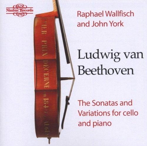 UPC 710357574122, Sonatas & Variations for Cello & Piano