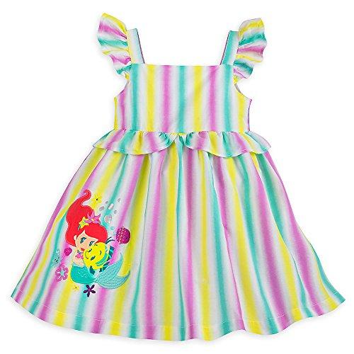Disney Ariel Sun Dress for Baby Size 6-9 MO ()