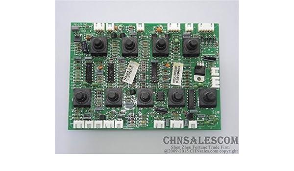 CHNsalescom JASIC B04046 AC Pulse Front Control Panel TIG-200P AC/DC WSME-200