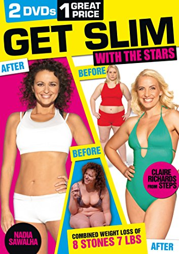 Get Slim With The Stars - Claire Richards / Nadia Sawalha for sale  Delivered anywhere in USA