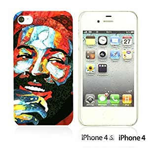 Celebrity Star Hard Back For SamSung Galaxy S5 Mini Case CoverMarvin Gaye