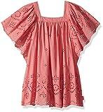 Seafolly Little Girls' Sweet Summer Angel Dress, Rose Pink, 5