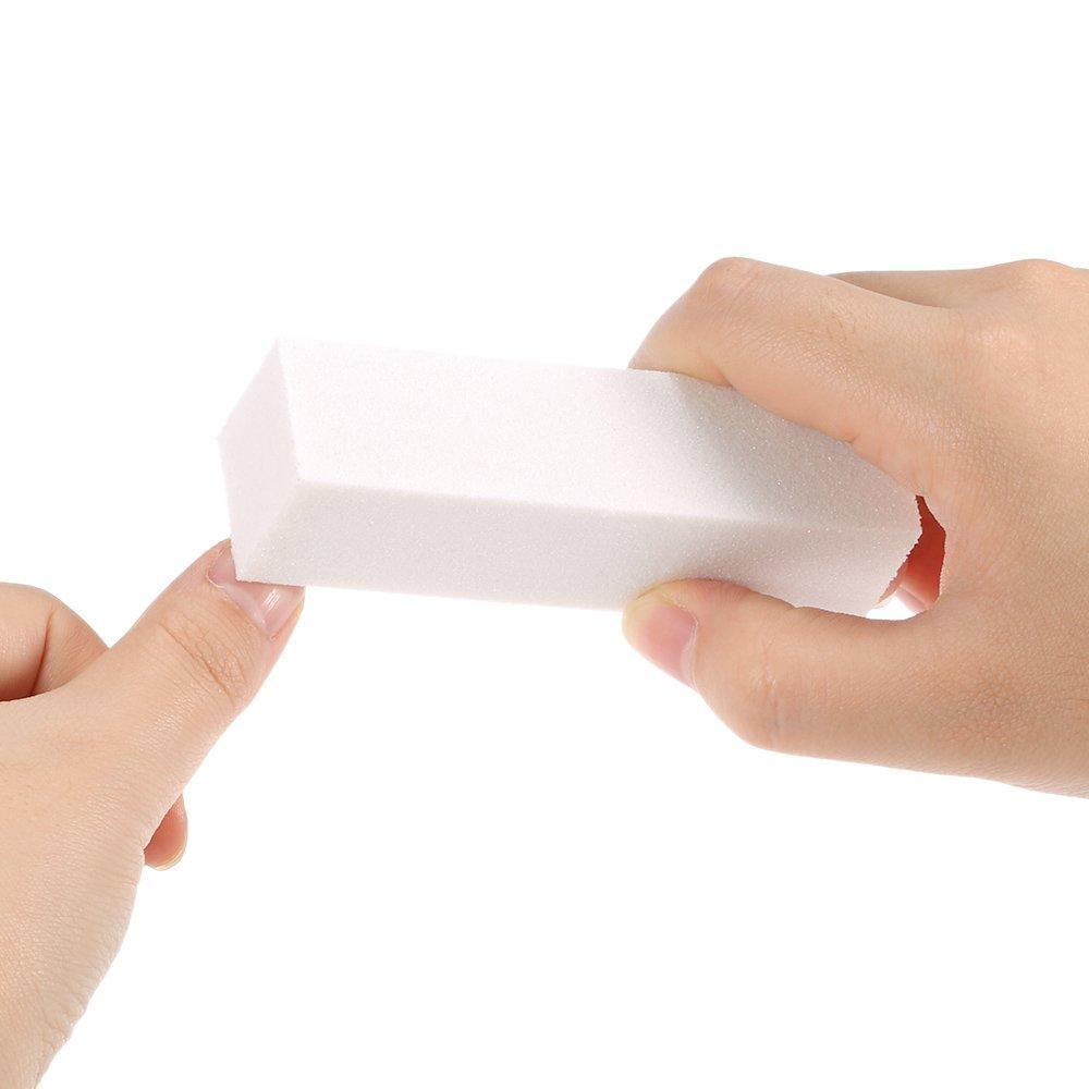esponja manicura arte