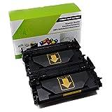 HORIZON TONER 2 Pack Replacement for HP CF226X HP 26X (CF226A) Toner Cartridge for HP LaserJet Pro M402dn M402n M402dw, HP MFP M426fdw M426fdn Printer, 9000 pages High Yield Black