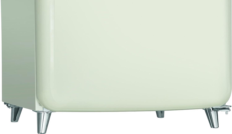 Bomann Kühlschrank Beige : Bomann ksr kühlschrank a retro design kühlen l