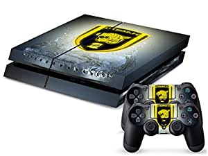 YHC Full Body Decal Skin autoadhesivo-Barra luminosa-Mando para Playstation 4 PS PS4 consola#0426 Controllers