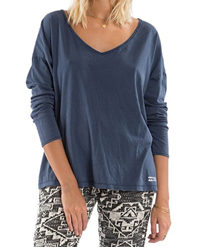 Ladies Billabong Essential T-Shirt - Indigo