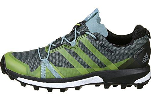 de running Zapatillas Terrex trail Verde GTX adidas Agravic ® qxwXvc01gC