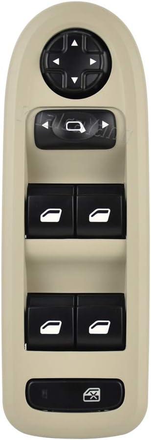 Master Power Interruptor de espejo retrovisor para 208 308 2008 2009 2010 2011 2012 2013 2014 2015 2016