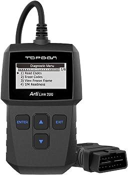 TT TOPDON OBD2 Car Diagnostic Scanner