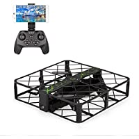 Festnight Z8W 720P Wide Angle Camera Wifi FPV Square Drone Height Hold One Key Return G-sensor Quadcopter