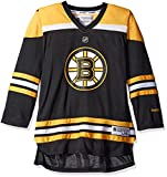 NHL Boston Bruins Replica Youth Jersey, Black, Large/X-Large