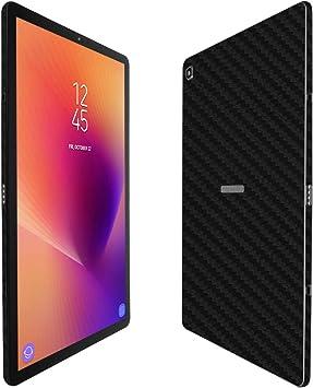 Skinomi Silver Carbon Fiber Skin Protector for Samsung Galaxy Tab A 8.0 1st Gen