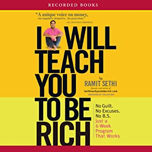 I Will Teach You to Be Rich | Livre audio