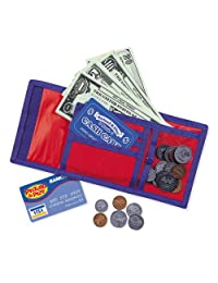 Learning Resources Cash n Carry Wallet