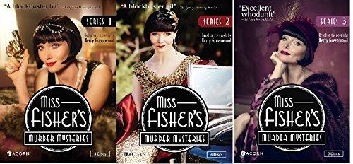 3 best phryne fisher mysteries dvd