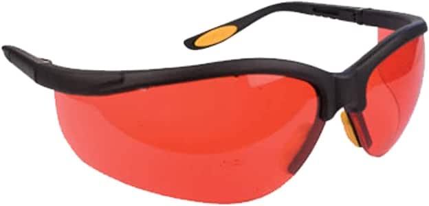 FastCap SG-AF-R510 Safety Glasses Anti-Fog, Red