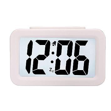 Amazon.com: Inteligentes de visualización grande reloj de ...