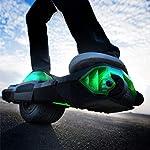 GREATY-Monociclo-Elettrico-1300-W-Monoruota-Elettrica-15-kmh-Autonomia-Fino-a-18-km-Monociclo-Scooter-Unisex-Adulto-Verde