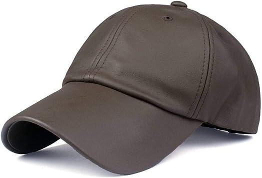 WYLBQM Sombrero Nueva Gorra de béisbol Negra para Mujer ...
