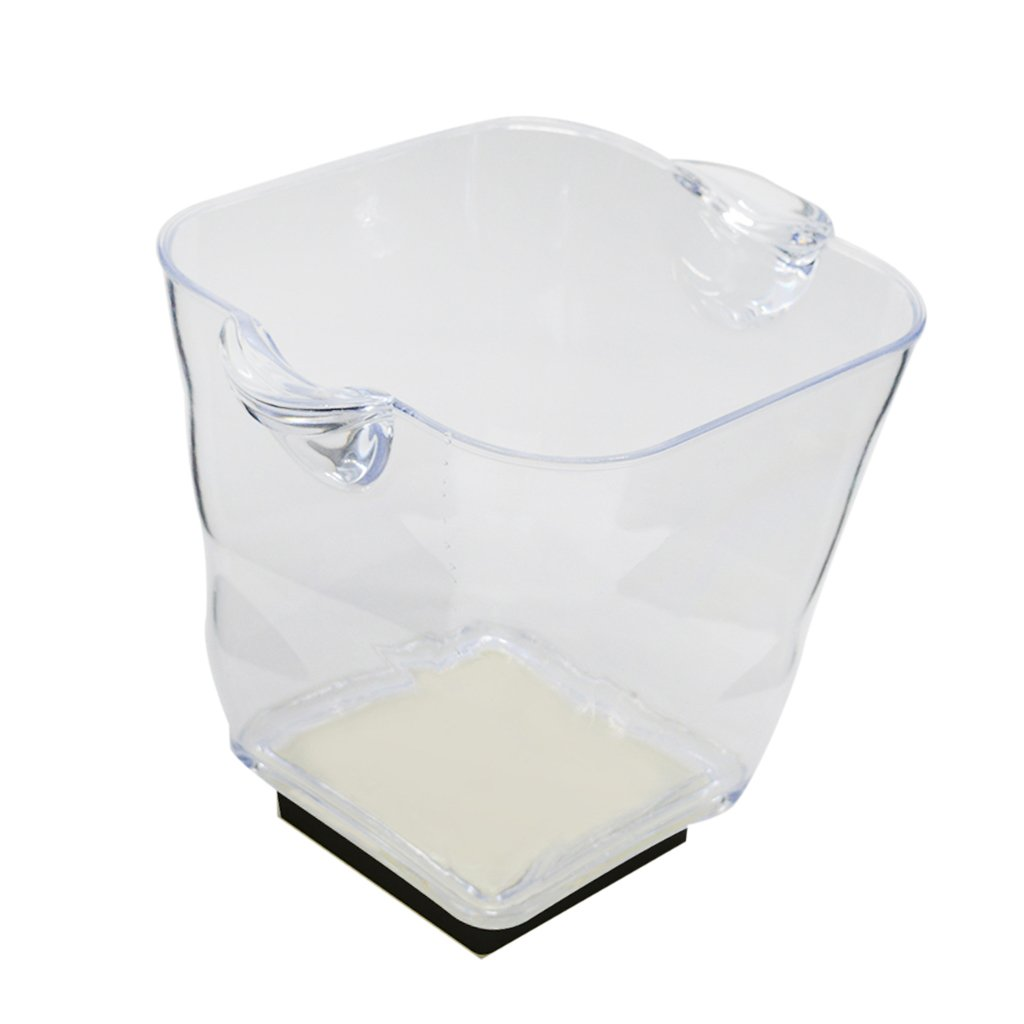 MonkeyJack Plastic LED Ice Bucket ,5L Bars Nightclubs LED Light up Champagne Beer Bucket for Home/ Bar/ Party/ Celebration - 7 Colors