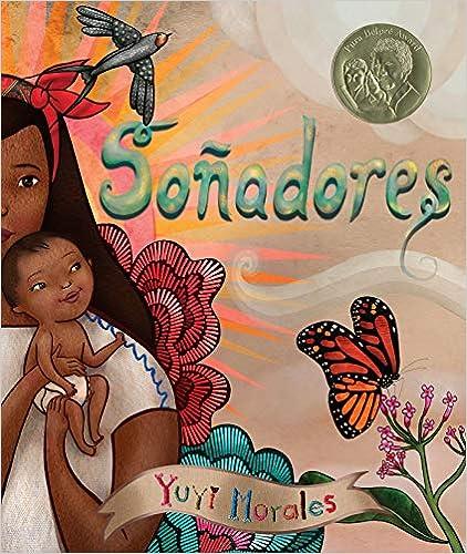 cover image, Soñadores