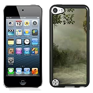 Beautiful Designed Case For iPod 5 Phone Case With Smoky Woods Phone Case Cover