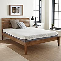 Basics Memory Foam Mattress by Perfect Cloud (Queen) - 8-Inch - All The Essentials for a Great Nights Sleep Featuring a Cooling Gel Memory Foam Topper for All Night Comfort