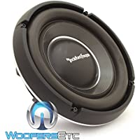Rockford Fosgate Power T1S1-12 Power Series 12 1-ohm Component Subwoofer