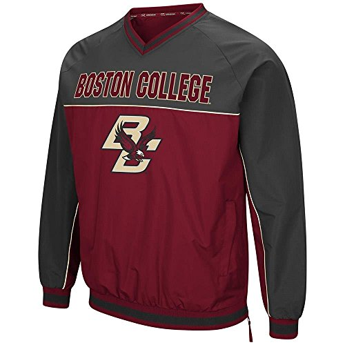 - Mens Boston College Eagles Windbreaker Jacket - 2XL
