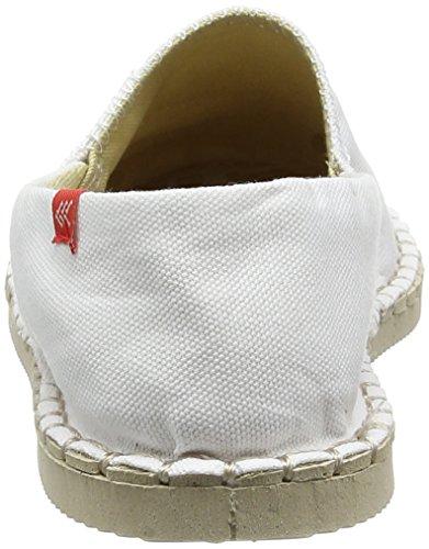 Havaianas Unisex Adults' Origine III Espadrilles White (White 0001) 0VRBtUM