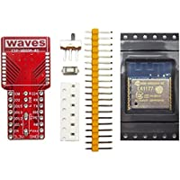 waves ESP8266 WiFi Module ESP-WROOM-02 Kit Red PCB