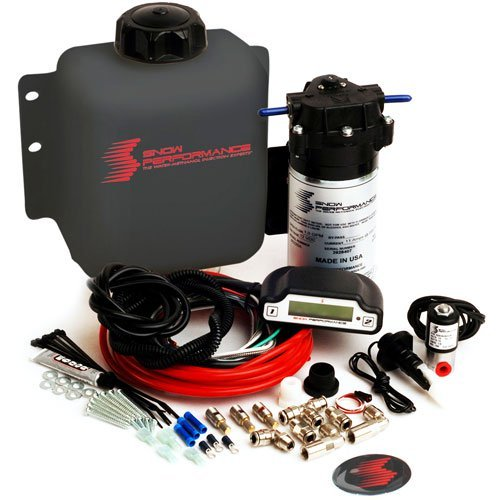 Snow Performance 310 Water/Methanol Injection Kit (Stage 3 Gasoline The New Boost Cooler) - Snow Performance Methanol Injection