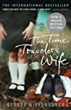 Front cover for the book The Time Traveler's Wife by Audrey Niffenegger